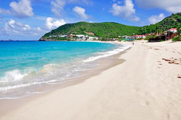 Saint-Barthélemy - (Karibik, Barbados, Dominica)