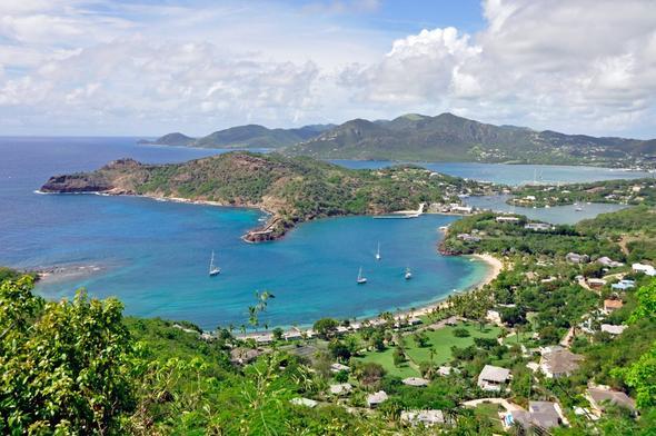 Antigua - (Karibik, Barbados, Dominica)