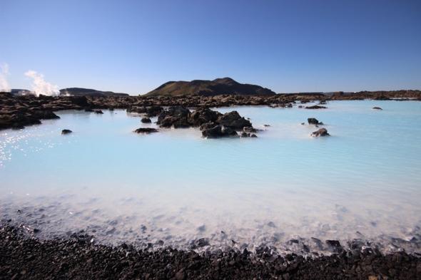 Das ist ein Teil der Lagune ;) - (Sehenswürdigkeiten, Island)