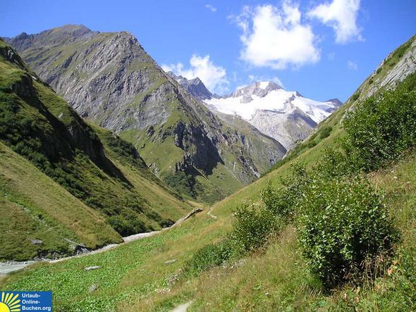 Umbaltal, Osttirol - (Wanderurlaub, Naturbelassenes Tirol)
