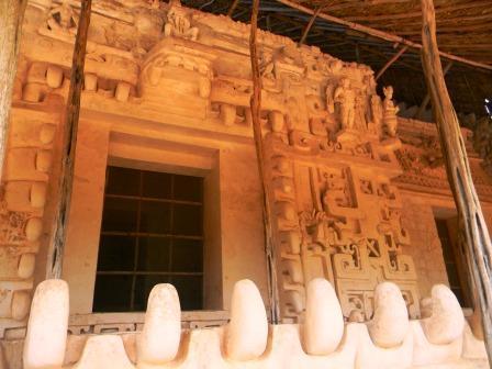 Die Opferstätte im Tempel - (Urlaub, Sehenswürdigkeiten, Insel)