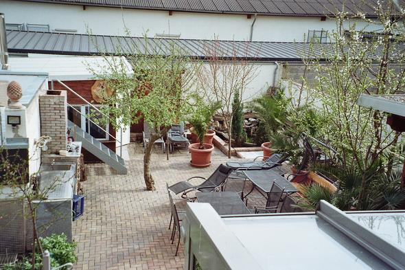 Innenhof - (Urlaubstipps, Mosel)