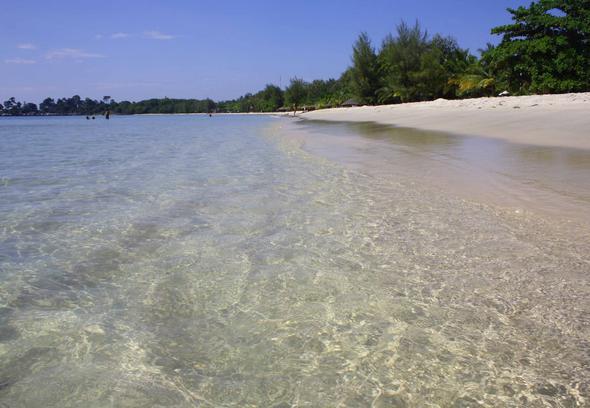 Sokha Beach - (Asien, Strand, Kambodscha)