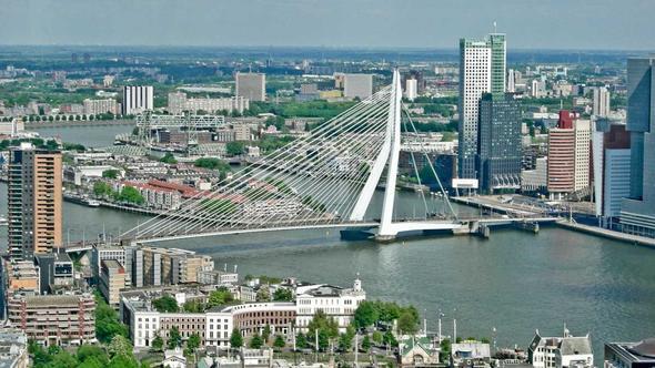 Rotterdam - (Reiseziel, Niederlande, Amsterdam)