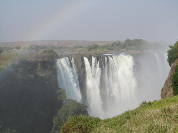 Victoria Falls  - (Dubai, Safari, Hochzeitsreise)