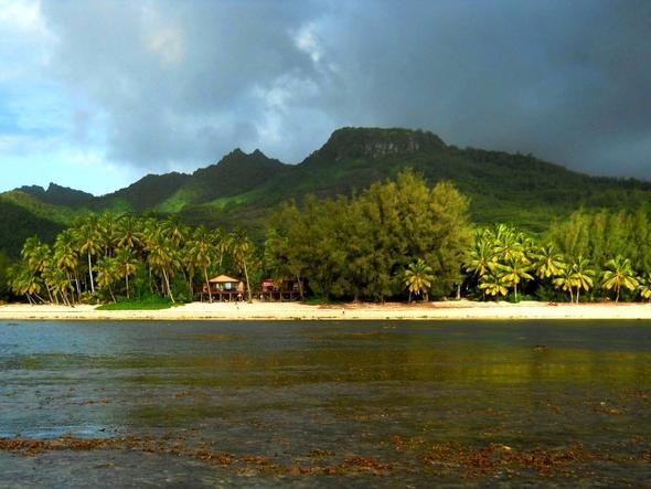 Rarotonga Backpackers in Avarua, Cook Islands - (Rundreise, Neuseeland)