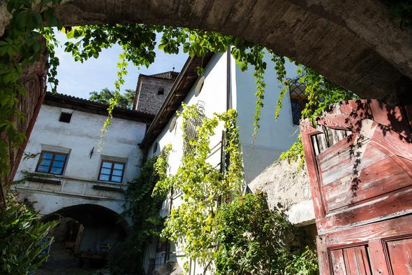 Schlossweingut Stachlburg Partschins - (Italien, Reiseziel, Pension)
