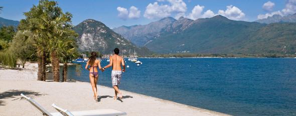 - (Italien, Urlaub)