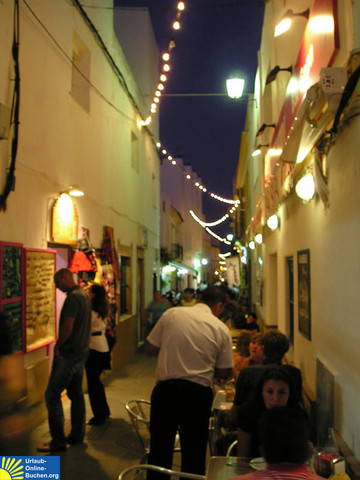 Conil de la Frontera, Costa de la Luz, Spanien - (Spanien, Party, Entspannung)