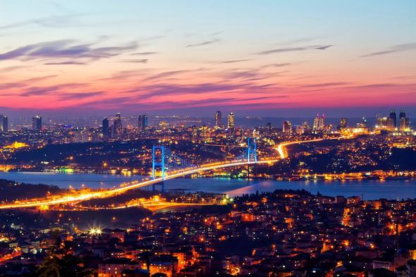 Istanbul - (Türkei, Stadt)
