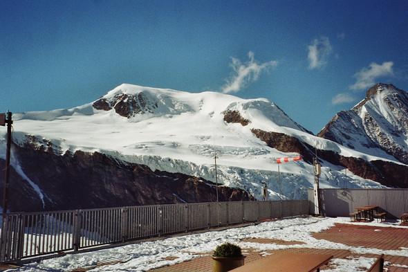 Alphubel - (Wandern, Sport, Südtirol)