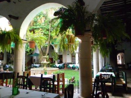 Typisches Restaurant in Valladolid - (Ausflug, Mexiko, Tipps)