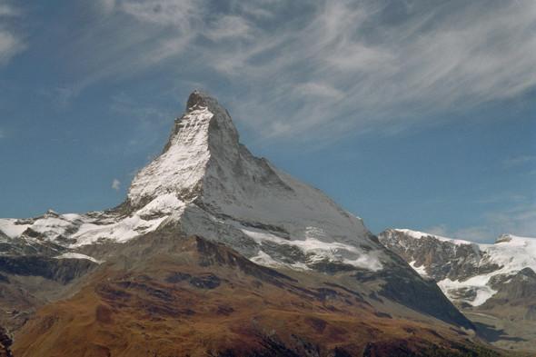Matterhorn - (Europa, Wandern, Kultur)