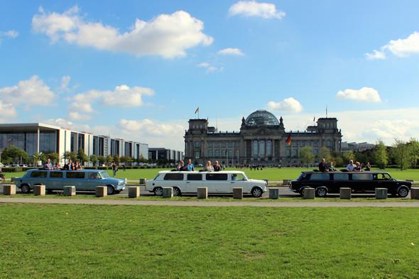 Trabi-Limo City Tour - (Urlaub, Berlin, Wochenendtrip)