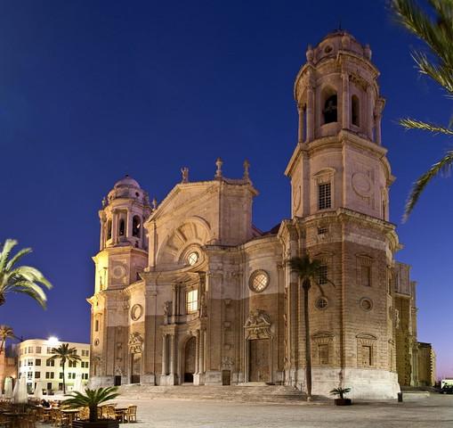 Die Kathedrale von Cádiz - (Europa, Strand, Barcelona)