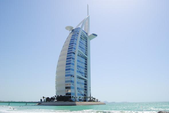 Wo Kann Ich Das 7 Sterne Hotel Burj Al Arab In Dubai Günstig Buchen