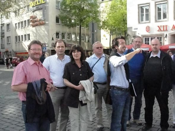 Historische Stadtführungen Köln - (Deutschland, Köln, Stadtführung)