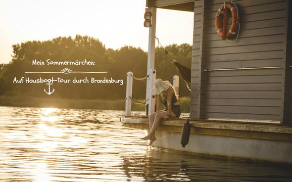 - (Europa, Hausboot, Bootsurlaub)