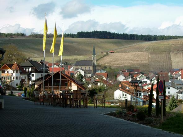 Becksteiner Rebenhof - (Europa, Herbst, Kurzreise)