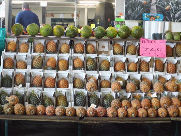 Ananas - (Portugal, Azoren, Sao Miguel)