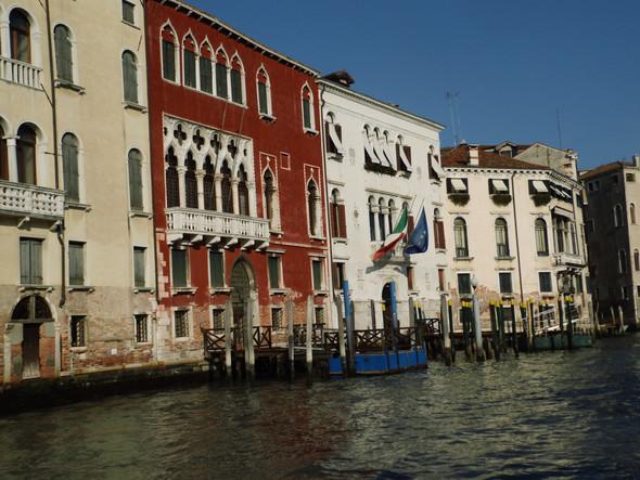 Canal Grande - (Venedig, Reisetipps, Gondel)