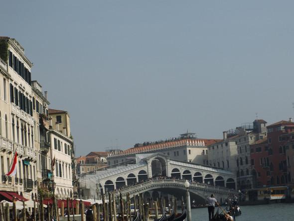 Wer kennt sie nicht  - (Venedig, Reisetipps, Gondel)