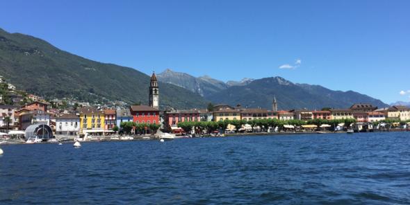 Ascona - (Italien, Spanien, Reiseziel)