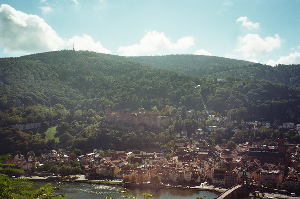 Heidelberg - (Rom, November)