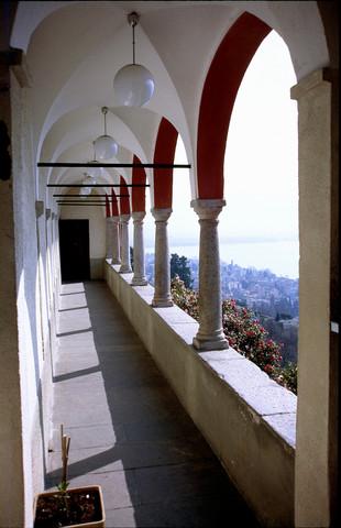 Ausblick von Madonna del Sasso - (Reiseziel, Kinder, Februar)