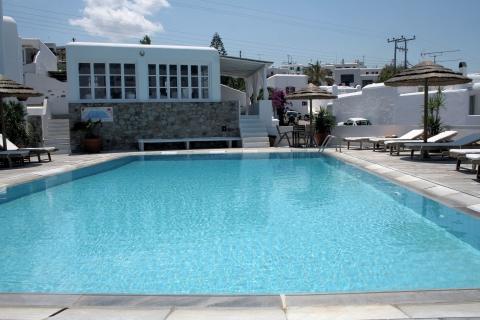 Rochari Pool - (Urlaub, Insel, Griechenland)