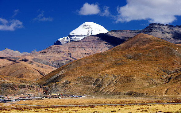 Mount Kailash - (Asien, China, Nepal)