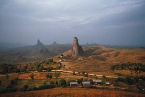 eines von 1001 Landschaftsbilder Kameruns - (Afrika, Safari, Anfänger)