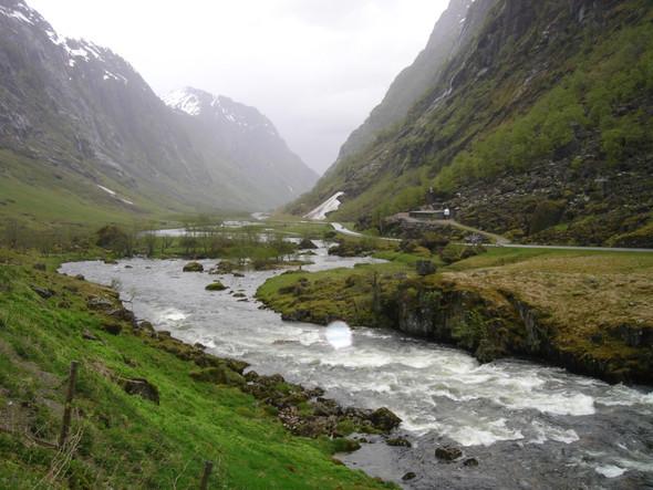 flusstal våtedalen - (Reise, Skandinavien)