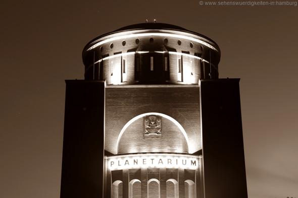 Planetarium Hamburg - (Hamburg, Besuch)