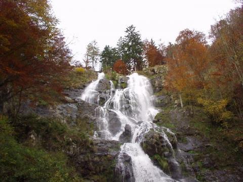 """Wasserfall Bestwig """"Plästerlegge"""" - (Deutschland, Natur, NRW)"""