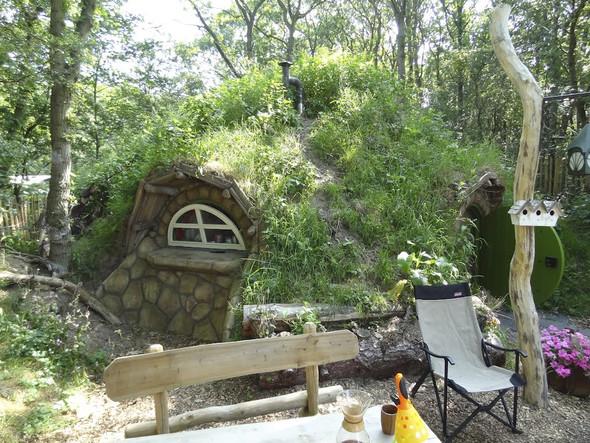 Hobbitwohnung bei Amsterdam, buchbar über www.crazybooker.com - (Europa, Städtereise, Unterkunft)