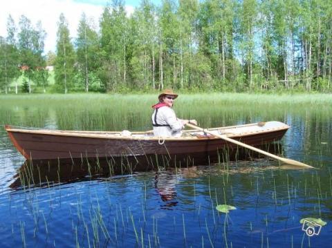 - (Schweden, See, angeln)