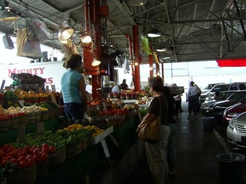 Farmers Market - (USA, Amerika, Besichtigung)
