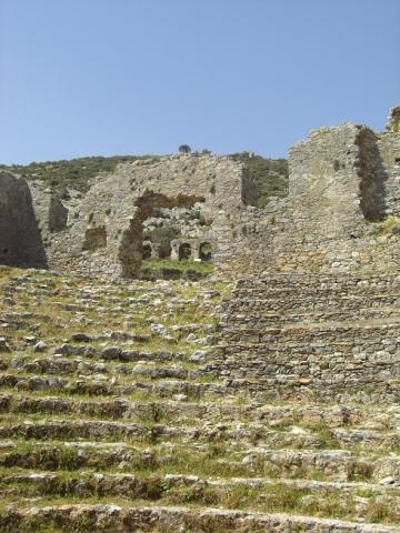 Anemurion - (Stadt, Besichtigung, Mittelmeer)