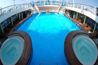 Bilduntertitel eingeben... - (Kreuzfahrt, Karibik, Schiffsreise)