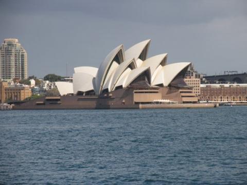 - (Städtereise, Australien, Stadt)
