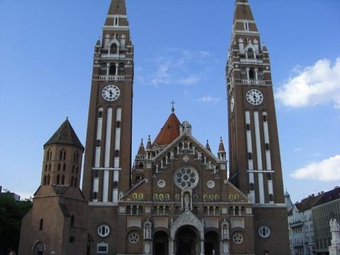 Szeged - (Städtereise, Stadt, Ungarn)