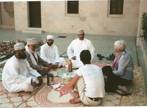Zu Gast beim Imam - (Urlaub, Strandurlaub, Herbst)