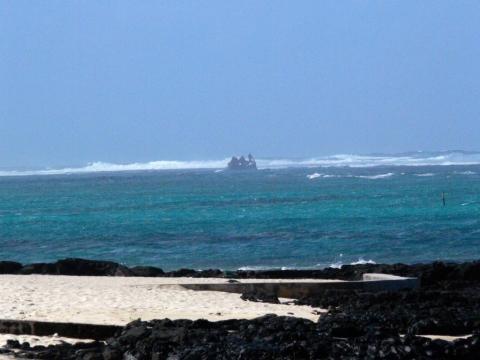 Küste im Süden - Juni 2008 - (Afrika, Mauritius, Reisewetter)