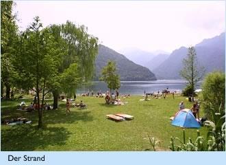 Bilduntertitel eingeben... - (Italien, Kinder, Camping)