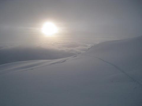 Gletscherbesigung - über den Wolken - (Reise, Südamerika, Argentinien)