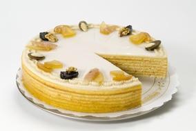 Spezial-Torte - (Deutschland, München, Kuchen)