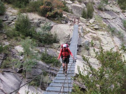 Wandern auf dem GR 20 auf Korsika - (Wandern, Korsika, GR20)