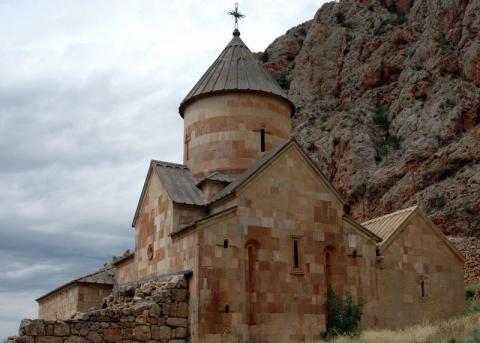 Das Kloster Noravank - (Reise, Sehenswürdigkeiten, Armenien)