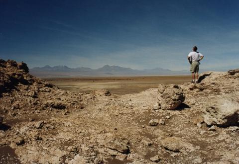 In der Atacama-Wüste - (Südamerika, Tipps, Länder)